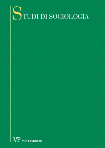 Elias Canetti: uno «straniero» a suo agio nella sociologia