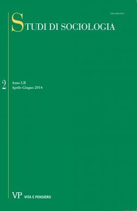 STUDI DI SOCIOLOGIA - 2014 - 2