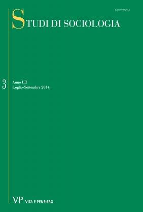 STUDI DI SOCIOLOGIA - 2014 - 3