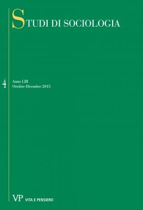 STUDI DI SOCIOLOGIA - 2015 - 4