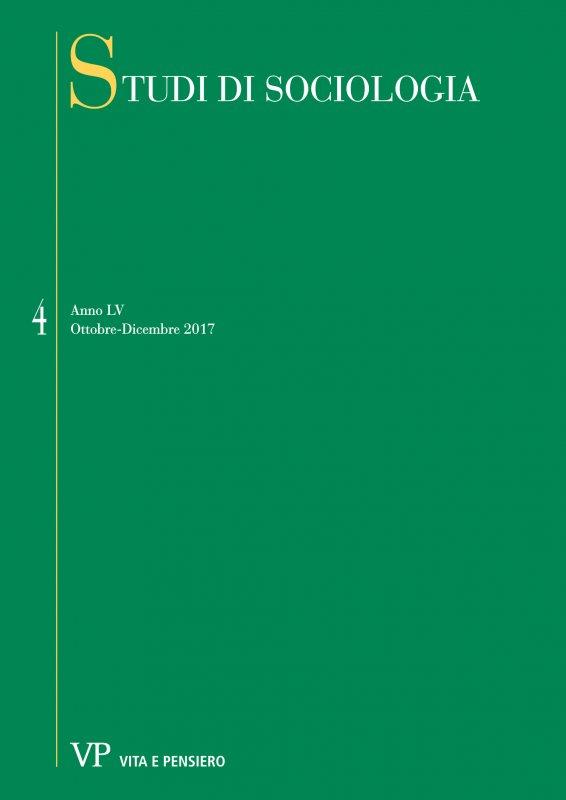 STUDI DI SOCIOLOGIA - 2017 - 4