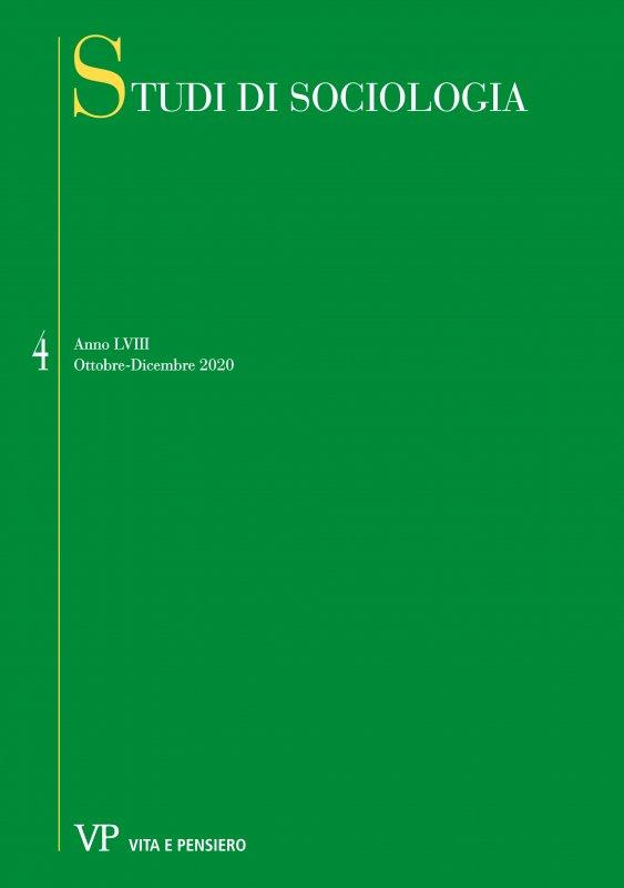 STUDI DI SOCIOLOGIA - 2020 - 4. Special issue: Religious Freedom. Social-Scientific Approaches