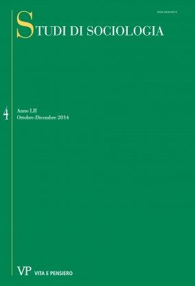 STUDI DI SOCIOLOGIA - 2014 - 4